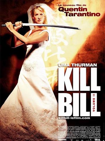 Affiche de Kill Bill : Volume 2
